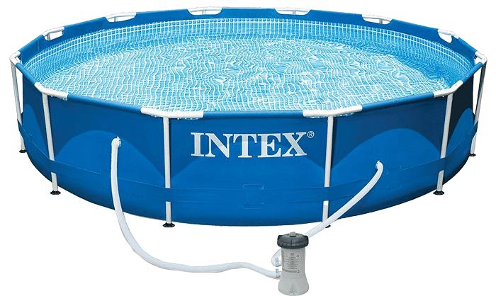 Intex Metal Frame Pool Reviews