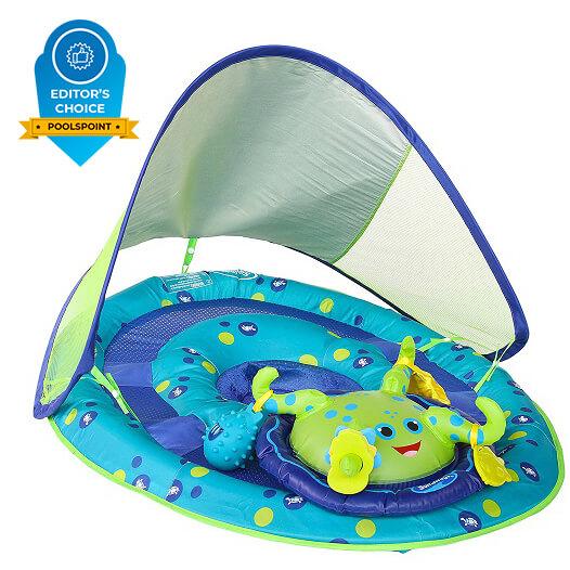 1. SwimWays Baby Spring Float