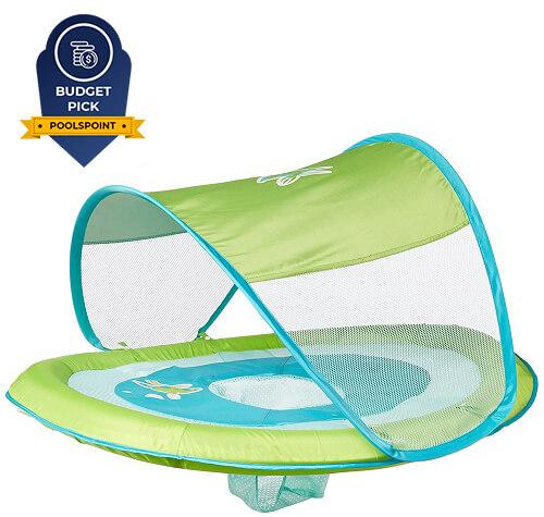 3. SwimWays Infant Baby Spring Float