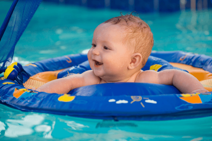 best floats for babies