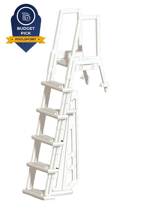 3. Confer Above Ground In-Pool Ladder