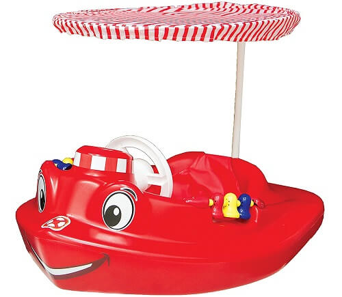 4. SwimWays Baby Tug Boat