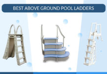best above ground pool ladders - featured image