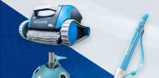 above ground pool vacuum and robotic cleaners