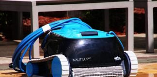 Dolphin Nautilus CC Robotic Pool Cleaner - featured image