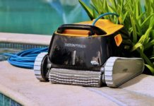 Dolphin Triton Plus Robotic Pool Cleaner - featured image
