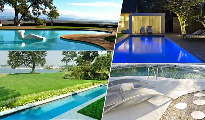50 Amazing Modern Swimming Pool Designs - Pools Point