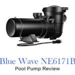 blue wave ne6171b pool pump review