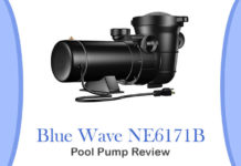 blue wave ne6171b pool pump review