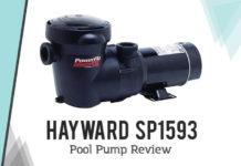 hayward SP1593 power flo pool pump