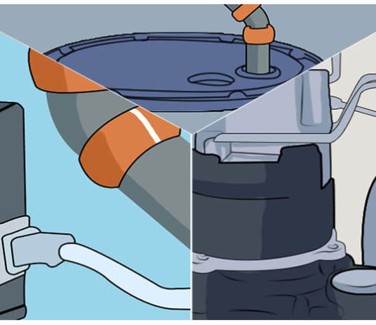 how to install a pool pump