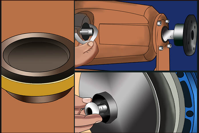 How to Replace a Swimming Pool Pump Seal - Pools Point