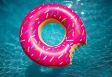 How To Clean Pool Floats