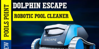 dolphin escape pool cleaner review
