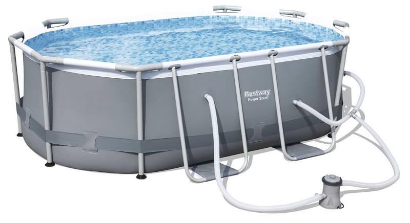 bestway 9'10 x 6'6 x 33 pool set