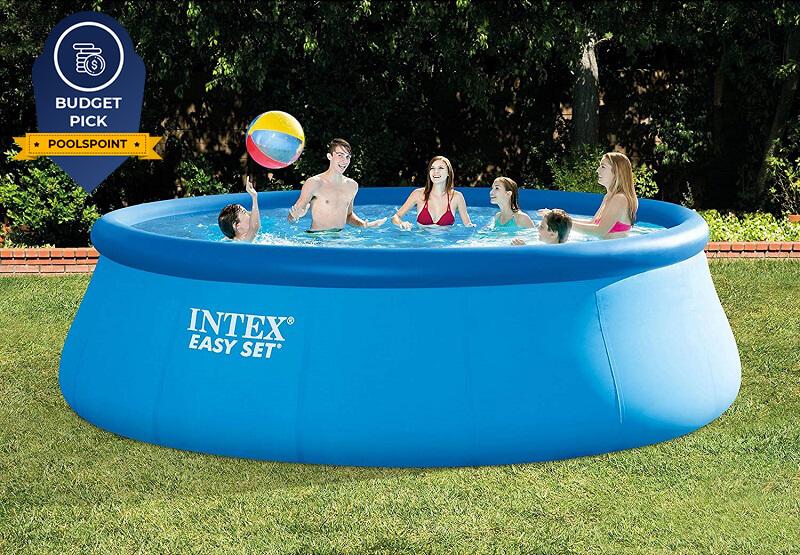 intex 15ft x 48in easy set pool