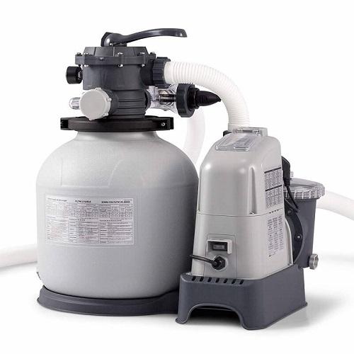 intex 28675EG Krystal Clear 1500 GPH Sand Filter Pump
